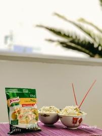 Un delicioso arroz estilo japonés con Knorr. #YoCociKnorr