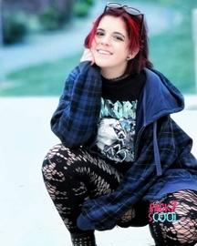 Look Goth/Punk a mi estilo #BACK2SCOOL