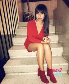 Vestido rojo fashion #BACK2SCOOL