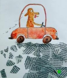 carro de futuro #CortosdeKids