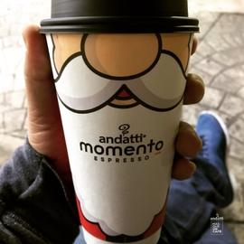 Andatti Navideño #MásQueUnCafé