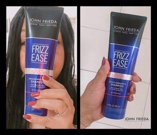 John Frieda me deja el cabello muy brilloso #QuieroGanarJohnFrieda