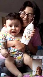 Jergens con bebé #GanaConJergens