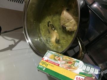 Carne de puerco en salsa verde #YoCociKnorr