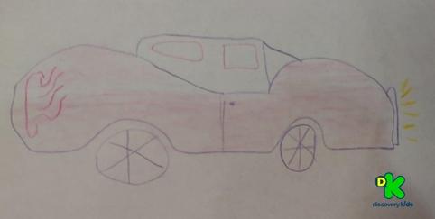 carro del futurol #CortosdeKids