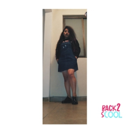 Look Regreso a clases! #BACK2SCOOL