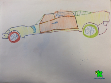 Anthony y su auto del futuro ideal #CortosdeKids