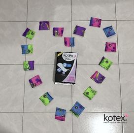 I love Kotex #HablemosDeSaludVaginal