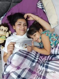 Mi pequeña y yo usamos Jergens #GanaConJergens