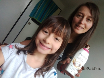 Feliz por tener a Jergens #GanaConJergens
