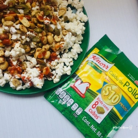Botana con Knorr #YoCociKnorr