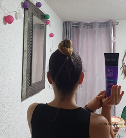 Mi cabello se peina de forma fácil #QuieroGanarJohnFrieda