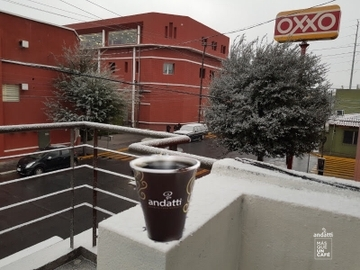Para estos días fríos nada mejor que Andatti #MásQueUnCafé