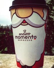 Mi momento andatti espresso #MásQueUnCafé