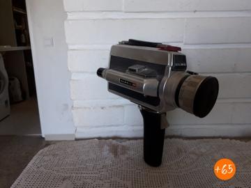 Cámara de vídeo Super 8