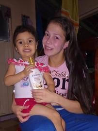 Mi bebé y yo usamos Jergens #GanaConJergens