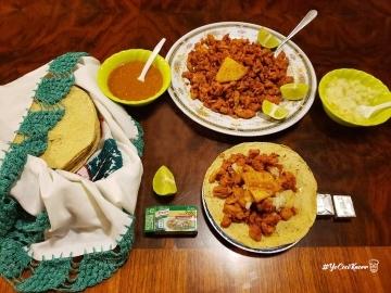 Tacos de Pastor #YoCociKnorr