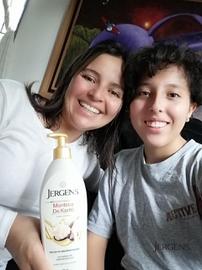 Jergens nuestra crema favorita #GanaConJergens