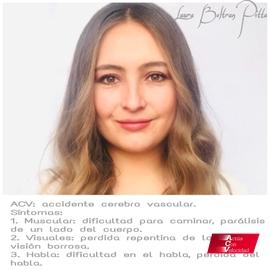 Sintomas de un ACV #ActuaConVelocidad