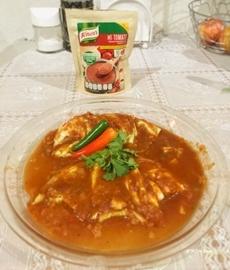 "Pechugas con ""Mi Tomate"" #YoCociKnorr"