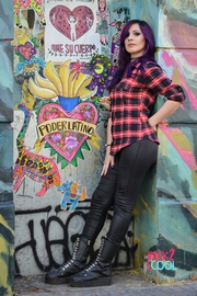 """Poder latino"" #BACK2SCOOL"