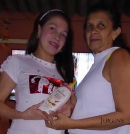 Mami y yo usamos Jergens #GanaConJergens
