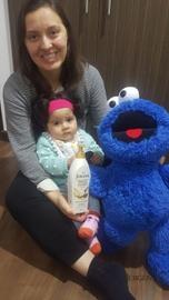 Mi beba y yo con Jergens en familia #GanaConJergens