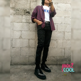 Outfit con aire ALTERNATIVO ;) #BACK2SCOOL
