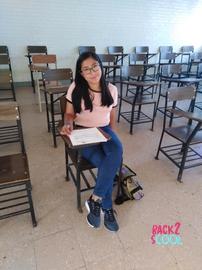 Back2school...pink #BACK2SCOOL