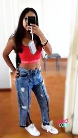 Outfit Casual Para día caluroso #BACK2SCOOL