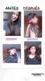 Peinado con ondas hechas con plancha #maximizate #MAXImízate