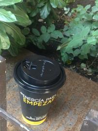 Me estoy quedando con todo el café #MásQueUnCafé