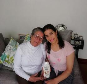 Mamita siempre nos cuida al máximo #GanaConJergens