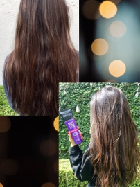 El pelo más radiante y sin frizz #AntesYDespuesLineaFrizzEase