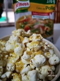 Palomitas a la Knorr #YoCociKnorr