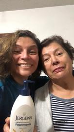Mi mami y yo usamos Jergens #GanaConJergens