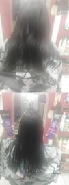 Yo cuido mi cabello con John Fireda #AntesYDespuesLineaFrizzEase