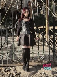 Mi estilo /Goth ⛤ #BACK2SCOOL