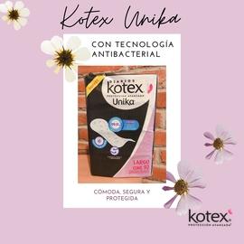 Los protectores Kotex Unika son increíbles #HablemosDeSaludVaginal