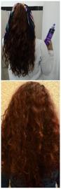 Mi cabello es increíble  con john frieda #AntesYDespuesLineaFrizzEase