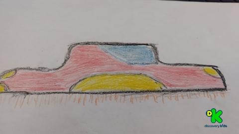 coche que flota #CortosdeKids