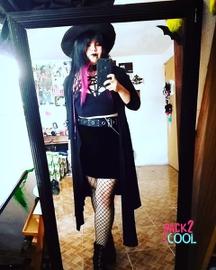 Goth Rebel #BACK2SCOOL