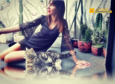Mi gato selyn #expresate
