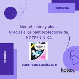 Mis Kotex Unika son increíbles #HablemosDeSaludVaginal