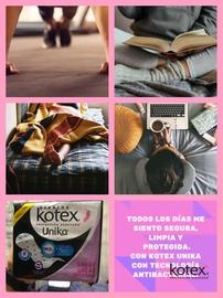 Los panti de Kotex Unika son mis favoritos #HablemosDeSaludVaginal