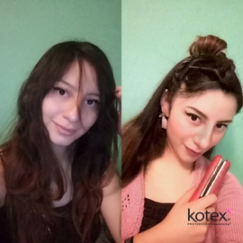Maximizate con Kotex!! #MAXImízate