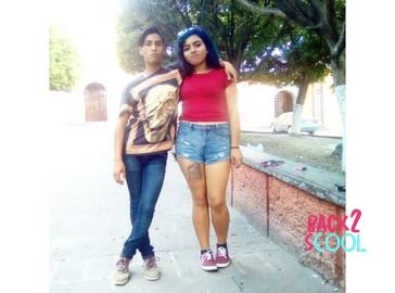Saliendo de la universidad con mi mejor amigo #BACK2SCOOL
