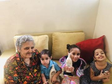 Amores de abuela #GanaConJergens