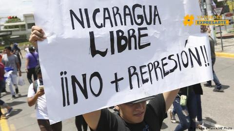 Nicaragua Libre #expresate