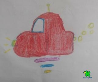 coche que levita #CortosdeKids
